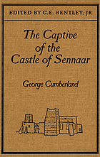 The captive of the Castle of Sennaar : an African tale in two parts