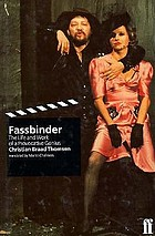 Fassbinder : the life and work of a provocative genius
