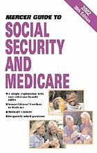 Mercer guide to Social Security and Medicare, 2002