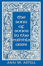 The Song of songs in the Middle Ages