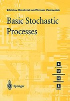 Basic stochastic processes : a course through exercises