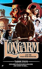 Longarm and the Palo Duro monster