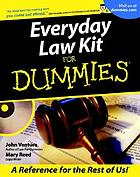 Everyday law kit for dummies