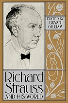 Richard Strauss and his world