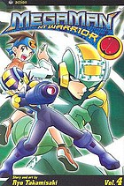 MegaMan NT warrior. Vol. 4