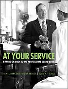 At your service : a hands-on guide to the professional dining room