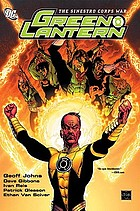 The Sinestro Corps war, volume one.