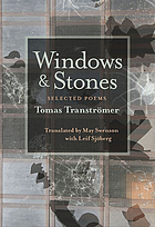 Windows & stones; selected poems.