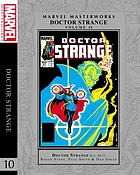 Marvel masterworks presents Doctor Strange.