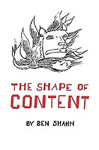 The shape of content.