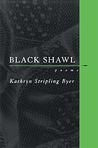 Black shawl : poems