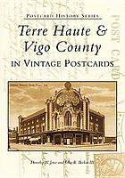 Terre Haute & Vigo County in vintage postcards