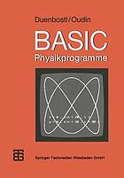 BASIC-Physikprogramme / [1].
