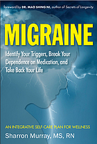 Migraine : identify your triggers, break dependence on medication, take back your life : an integrative self-care plan for wellness