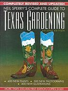 Neil Sperry's complete guide to Texas gardening.