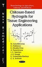 Chitosan-based hydrogels for tissue engineering applications