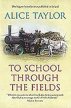 To school through the fields.
