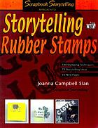 Storytelling with rubber stamps