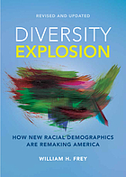 Diversity Explosion : How New Racial Demographics are Remaking America.