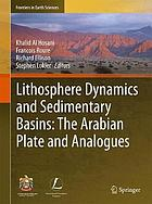 Lithosphere dynamics and sedimentary basins : the Arabian Plate and analogues