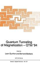 Quantum tunneling of magnetization : QTM '94