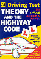 AA driving test : theory with Highway Code.