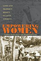 Empowering women: land and property rights in Latin America