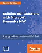 Building ERP Solutions with Microsoft Dynamics NAV.