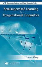 Semisupervised learning in computational linguistics