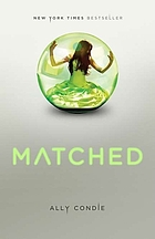 book jacket of Matched