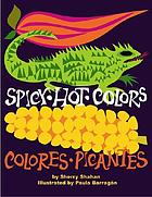 Spicy hot colors = Colores picantes
