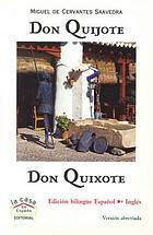 Don Quijote = Don Quixote