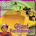 Giant earthmovers