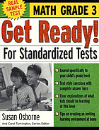 Get ready! for standardized tests Math, grade three
