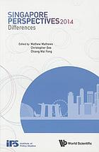 Singapore perspectives 2014 : differences