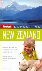 Fodor's exploring New Zealand
