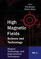 High magnetic fields : science and technology. Volume 3