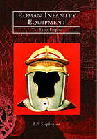 Roman infantry equipment : the later empire