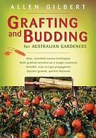 Grafting and budding for Australian gardeners