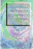 Women's mental health in primary care