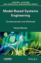 Model based systems engineering : fundamentals and methods