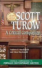 Scott Turow : a critical companion