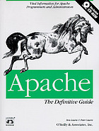 Apache : the definitive guide.