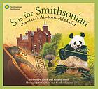 S is for Smithsonian : America's museum alphabet