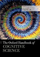 The Oxford handbook of cognitive science