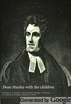 Dean Stanley with the children