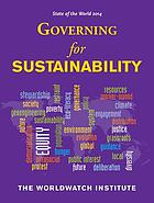 State of the world 2014 : governing for sustainability