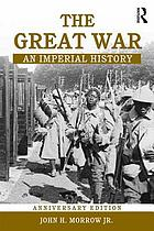 The Great War : an imperial history