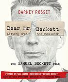 Dear Mr. Beckett : the Samuel Beckett file