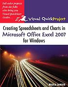Microsoft Office Excel 2007 for Windows